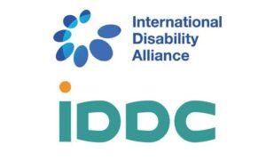 Logos of IDA and IDDC
